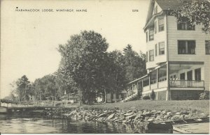 Winthrop, Maine, Maranacook Lodge