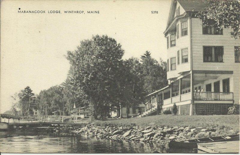 Winthrop, Maine, Maranacook Lodge