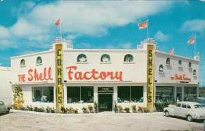 FORT MYERS, Florida, 1957 ; The Shell Factory