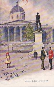 England London Trafalgar SquareTucks