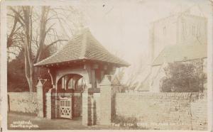 Milford on Sea The Lych Gate Postcard