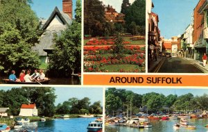 UK - England, Suffolk. Multi View
