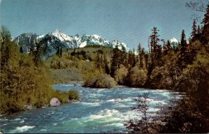 Washington Skyhomish River Union 76 Card