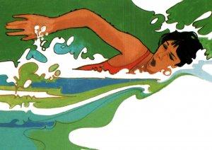 Olympics Women's Swimming BIN