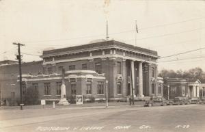 RP; ROME , Georgia , 1930-40s ; Auditorium & Library