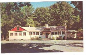 Grassy Hill Lodge, Sodom Lane, Derby, Connecticut, 40-60s