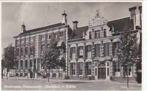 Netherlands Groningen Ossenmarkt Hoofdbur v Politie Photo
