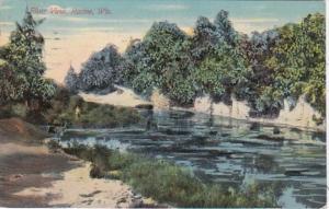 Wisconsin Racine River View 1911