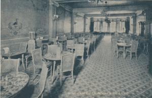 TORONTO, Ontario, Canada, 00-10s ; Bingham's Tea Room's Deluxe
