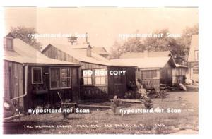 RPPC, Hemmer Cabins, Park Ave, Old Forge NY