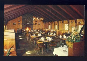 Millis, MA/Masschusetts/Mass Postcard, The Red Barn Steakhouse Restaurant