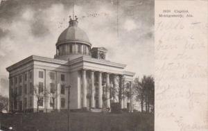 Alabama Montgomery The Capitol 1906