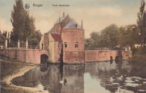 BRUGES , Belgium, 1900-10s : Porte Marechale