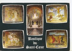 Postal 043656 : Basilique de Montmartre - Mosaiques. Paris (XVIII)