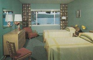 SPOFFORD , New Hampshire , 50-60s ; Lake Spofford Motel