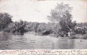 JORDAN. Badeplatz der Pilger , PU-1907