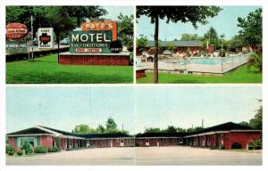 South Carolina Dillon , Pate's Motel
