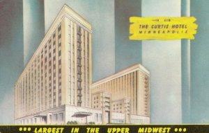 MINNEAPOLIS , Minnesota , 40-60s ; The Curtis Hotel