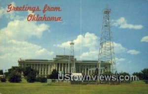 State Capitol - Oklahoma Citys, Oklahoma