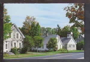 Stone Village Chester VT Postcard BIN