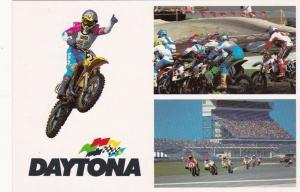 Bike week at the World Center of Racing, the Daytona International Speedway, Flo