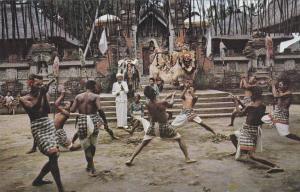 Dancers , Sanur , Bali , Indonesia , 1971