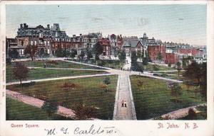 Canada St John Queen Square 1905