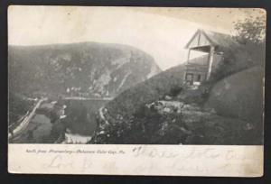 South from Promontory Delaware Water Gap Pa 1906 J. Murray Jordan