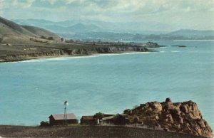 Postcard Pismo Beach Union Oil Company Scenes Of The West