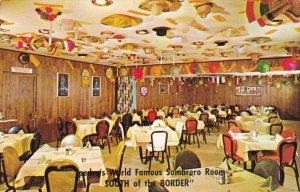 South of the Border, Inside Pedro's Sombrero Room, Dillon, South Carolina, 19...