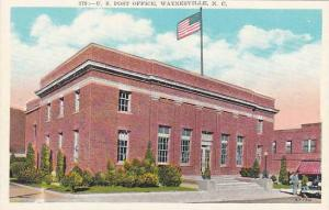 North Carolina Waynesville U S Post Office
