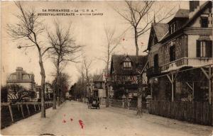 CPA BEUZEVAL-HOULGATE - Avenue Landry (383657)