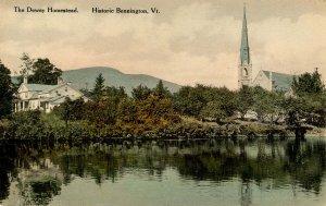 VT - Bennington. The Dewey Homestead