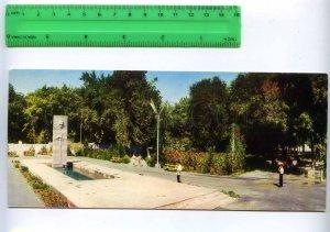 228788 Tajikistan Dushanbe Civil War Heroes monument postcard