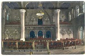 Assembly Chamber, Albany NY