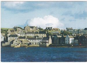 Postcard Scotland Orkney South Ronaldsay St Margaret's Hope