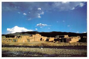 Merilyn Brown - Taos Pueblo