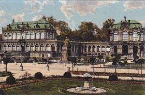 Konigl. Zwinger, Dresden (Saxony), Germany, 1900-1910s