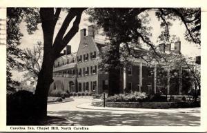 North Carolina Chapel Hill The Carolina Inn 1940