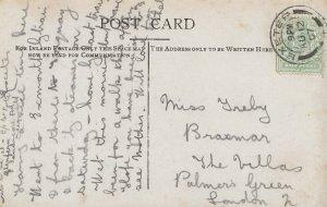 Genealogy Postcard - Family History - Treby or Trely? - London 2   A4338