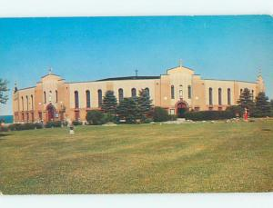 Pre-1980 CHURCH Auriesville In Glen - Near Amsterdam & Schenectady NY G3377