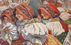 Czech Republic , 00-10s ; JOZA UPRKA: Vazani satku #2