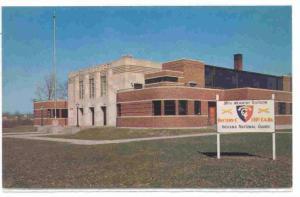National Guard Armory, Lebanon, Indiana, 40-60s