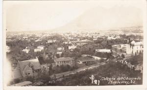 RP: Colonia del Obispado , MONTEREY , N.L. Mexico , PU-1931