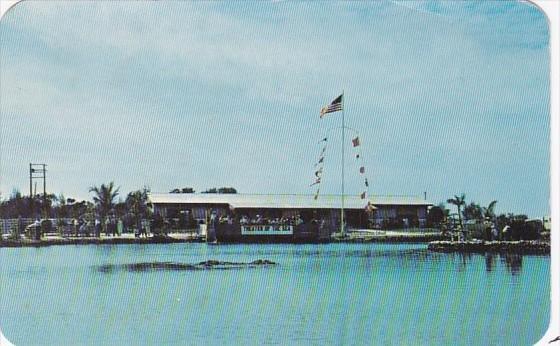 Florida Islamorada Theatre Of The Sea In The Florida Keys