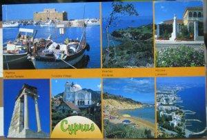 Cyprus Multi-view Paphos Akamas Protaras etc - posted 1981
