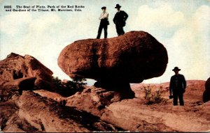 Colorado Mount Morrison Seat Of Pluto Park Of The Red Rocks and Gardens Of Th...
