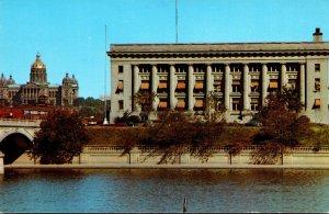 Iowa Des Moines Municipal Court and Public Safety Building