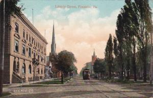 Liberty Street , FRANKLIN , Pennsylvania , PU-1908