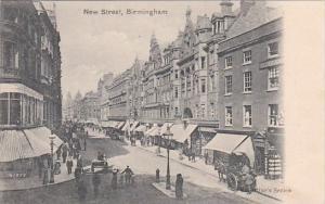 England Birmingham New Street